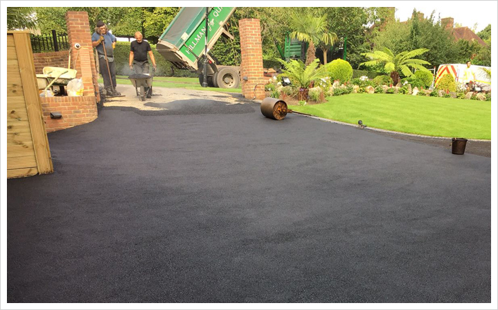 new driveway installers