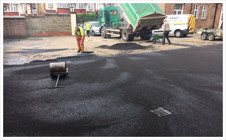 tarmac driveways hatfield